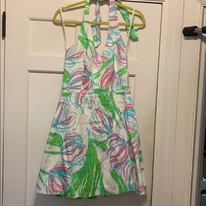 Multicolored Lilly Pulitzer Dress